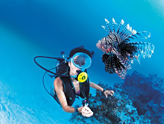 Excursiones de Buceo en Paul Gauguin