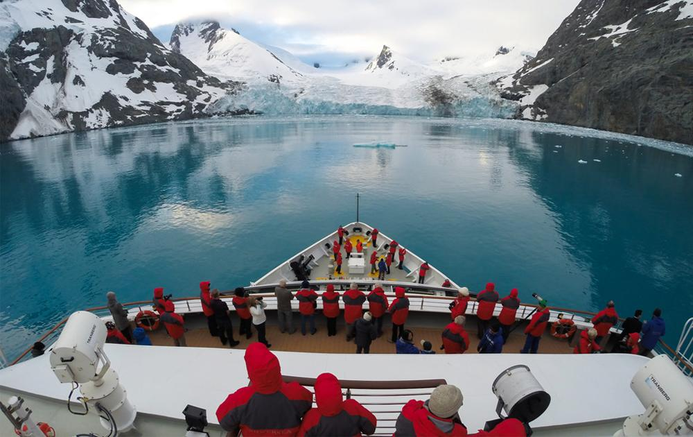 Experiencia Silversea Expedition