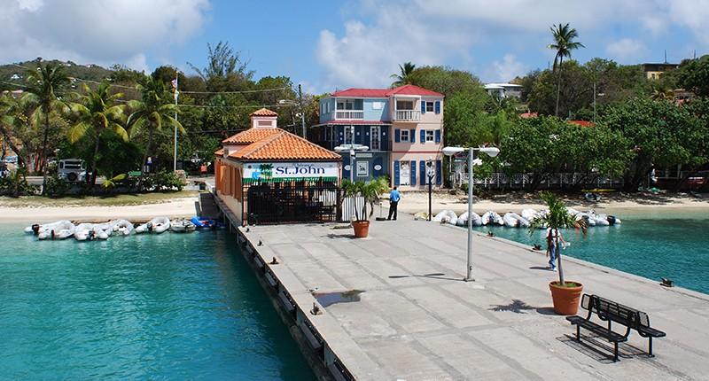 Cruceros por St. John's, Antigua
