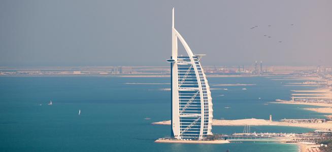 Dubai & Middle East Cruises