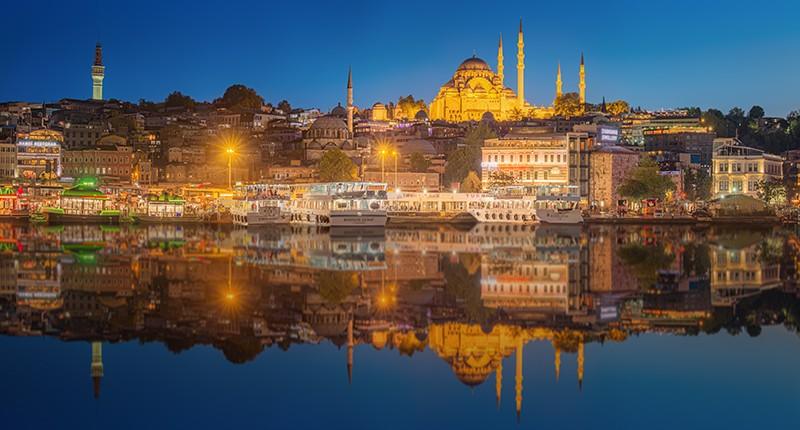 Cruceros por Estambul, Turquía