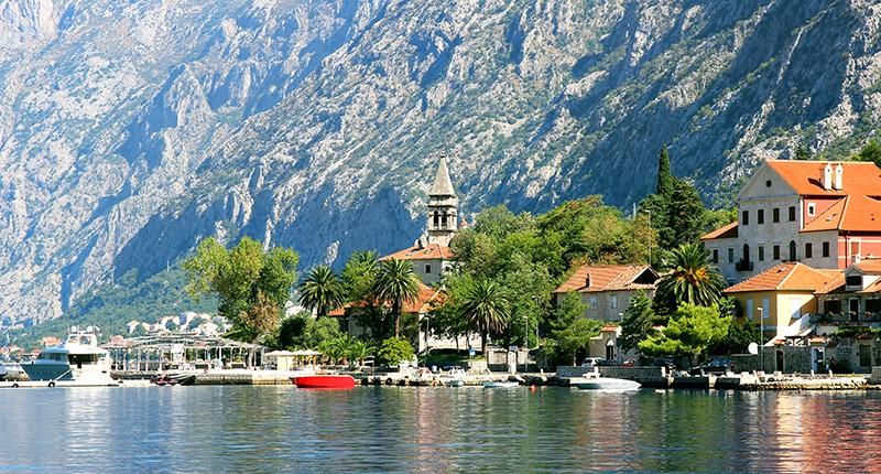 Cruceros por Kotor, Montenegro