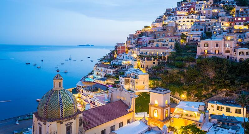 Cruceros por Nápoles, Italia