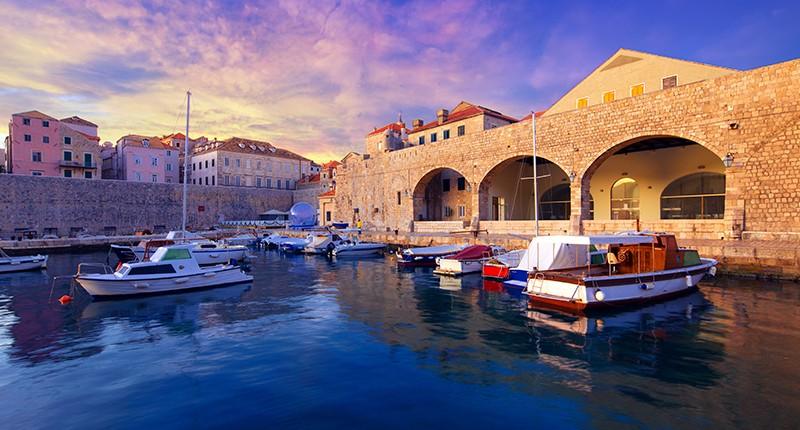 Cruceros por Dubrovnik, Croacia