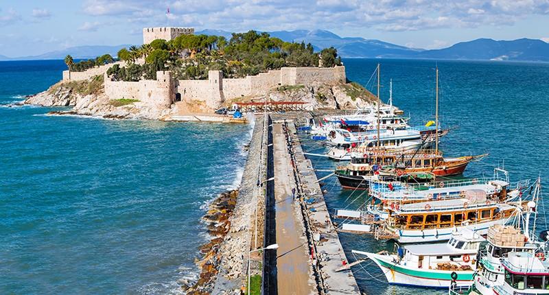 Cruceros por Kusadasi, Turquía
