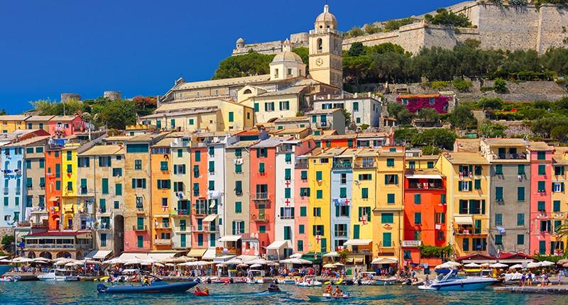 Cruceros a La Spezia, Italia