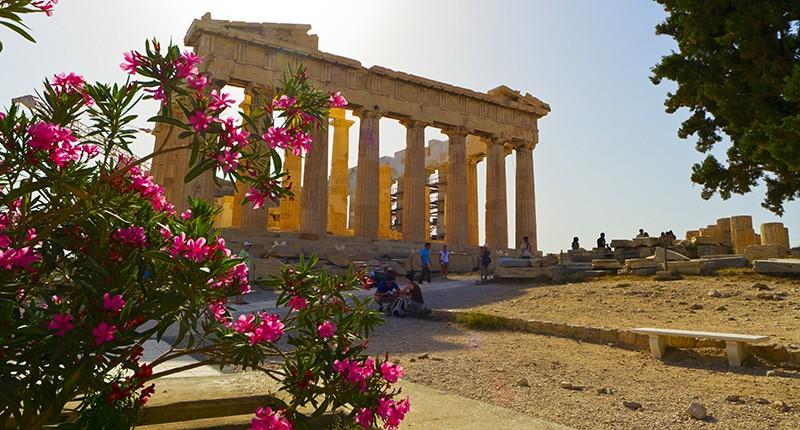 Cruceros por Atenas, Grecia
