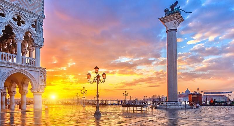 Cruceros por Venecia, Italia
