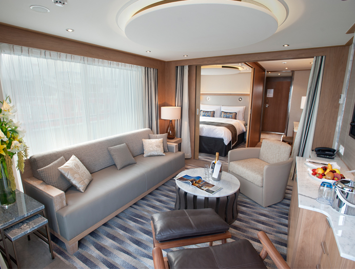 Explorer Suite en Viking River Cruises