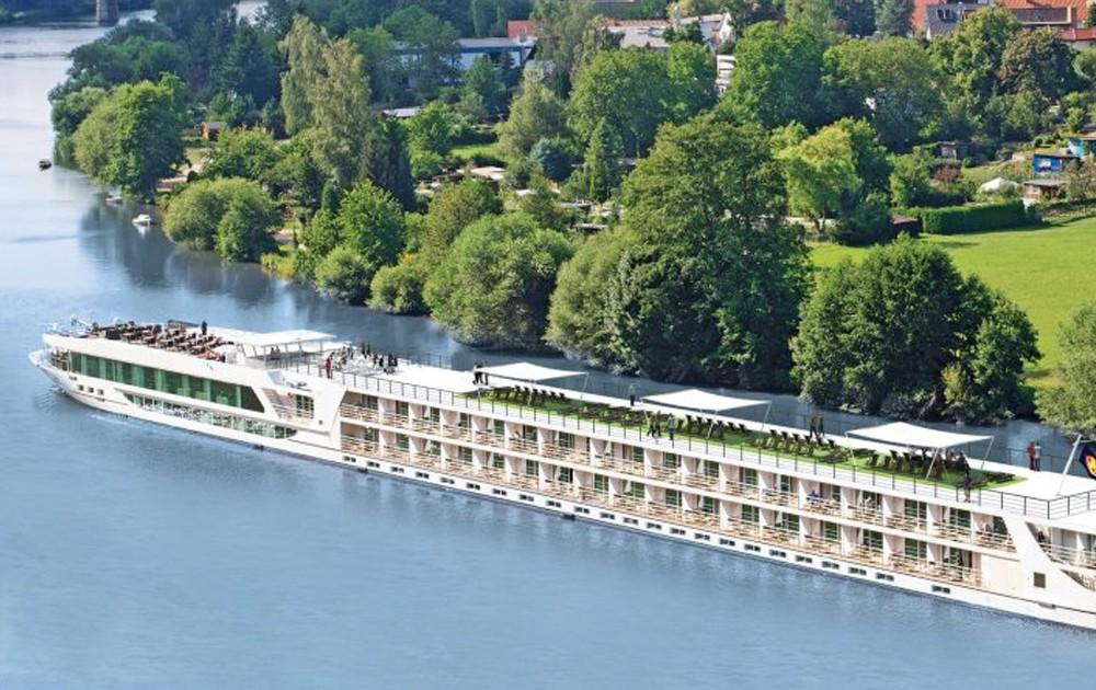Experiencia a Bordo de Scenic River Cruises