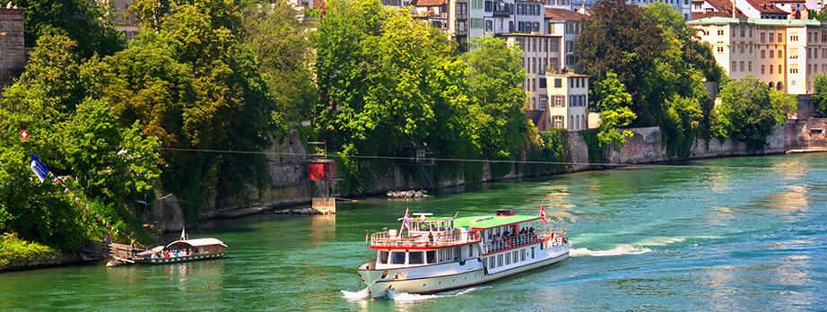 croisières fluviales destinations