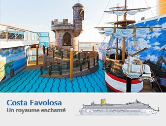 Costa croisieres - Costa Favolosa