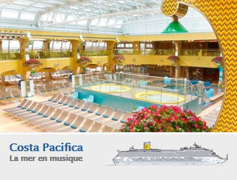 Costa croisieres - Costa pacifica