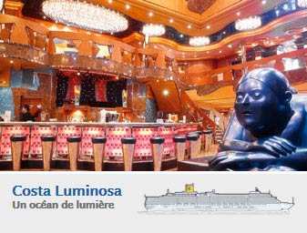 Costa croisieres - Costa Luminosa