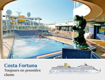Costa croisieres - Costa fortuna