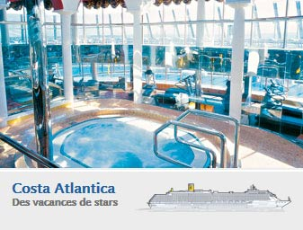 costa croisieres - costa atlantica