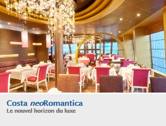 Costa croisieres - costa neo romantica