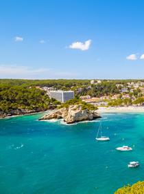 Holidays to Minorca
