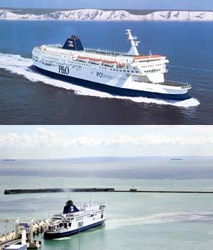 Channel Crossing by Ferry