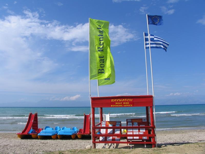 Cheap Holidays To Sidari - Corfu - Greece