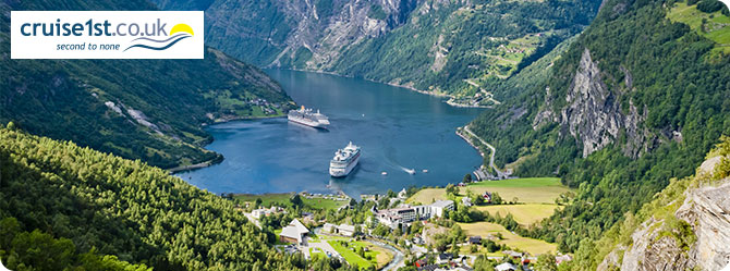 Cruise1st - Cruises To The Norwegian Fjords