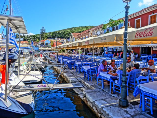Cheap Holidays to Fiskardo - Kefalonia - Greece - Cheap All ...