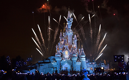 Disney's Magical Fireworks and Bonfire 2021 »
