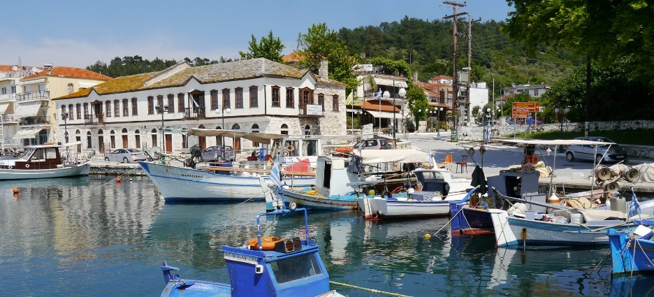 Cheap Holidays To Thassos Town Thassos Greece Cheap