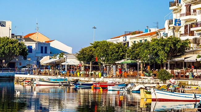 Agios nikolaos holidays