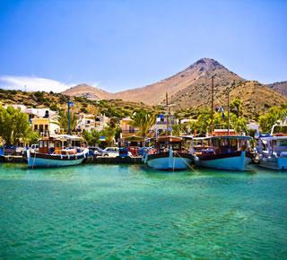 Crete - Elounda
