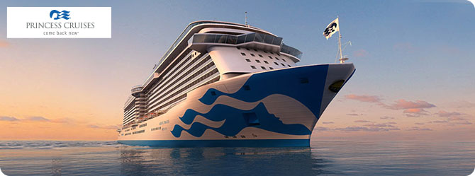 Princess Cruise Line Majestic Princess Ship