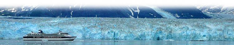 Celebrity Infinity in Alaska