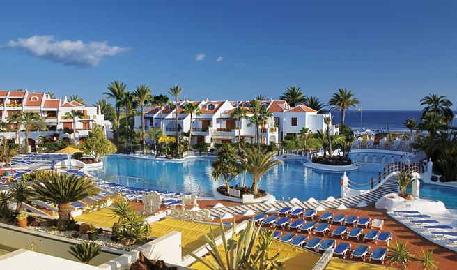 Parque Santiago Iii And Iv Apartments The World Europe Spain Canary Islands Tenerife Playa De Las Americas