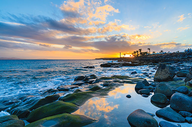 Canary Islands, Spain and Portugal