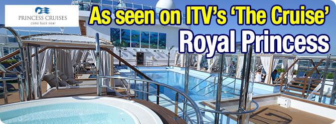 Princess Cruise Line Royal Princess Ship