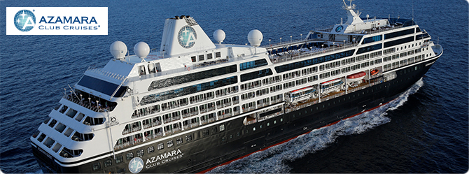 Luxury All Inclusive Azamara Cruises