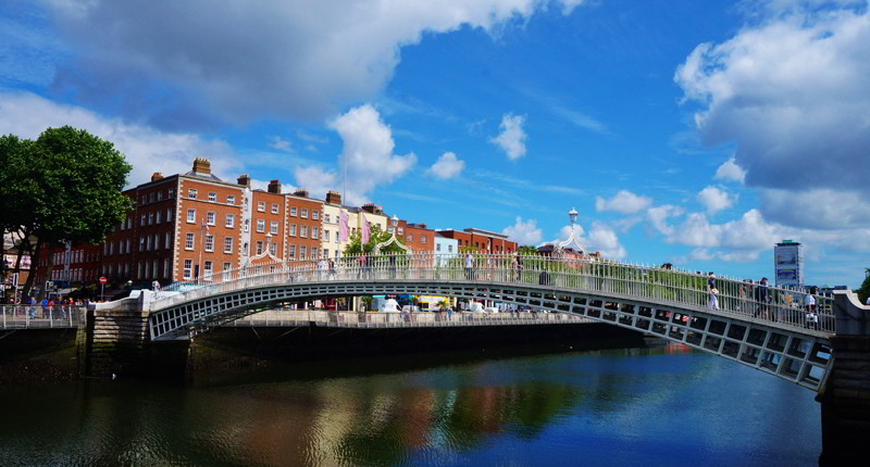 Cruceros por Dublín, Irlanda