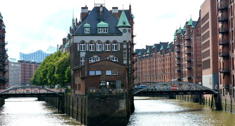 Cruceros por Hamburgo, Alemania