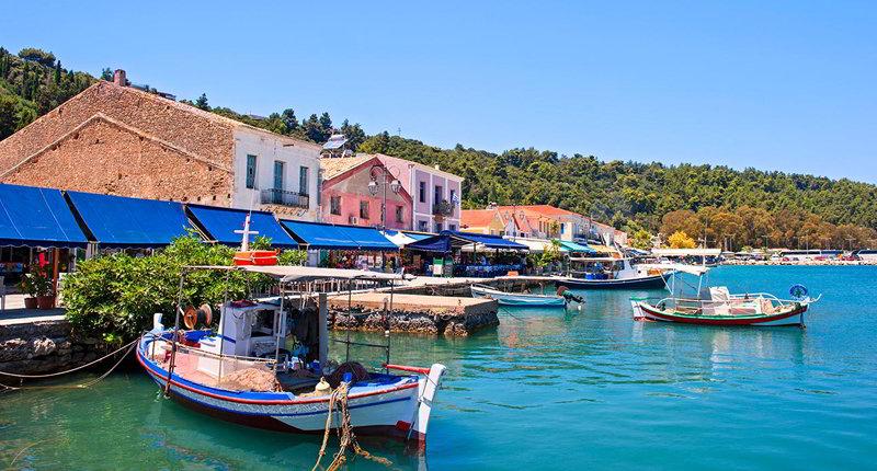 Cruceros por Katakolon, Grecia
