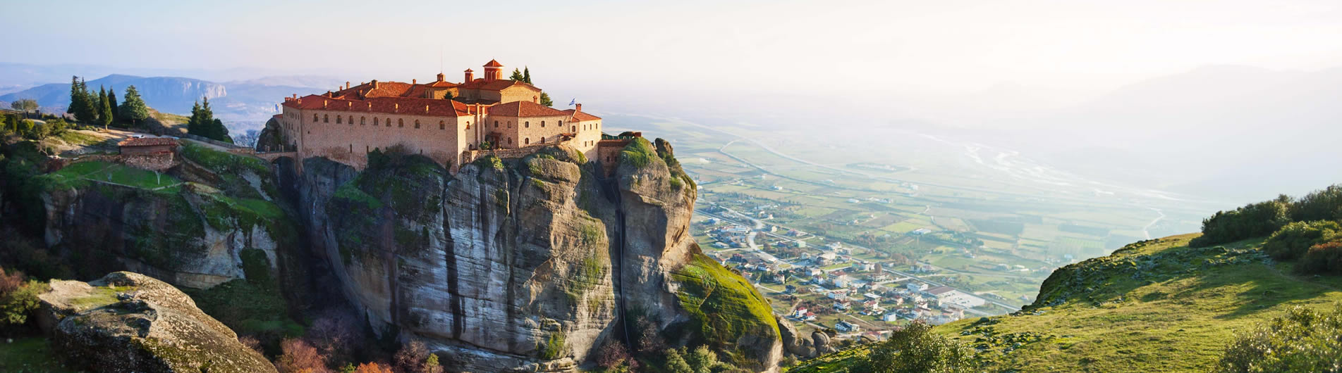 Guided Tours of Greece