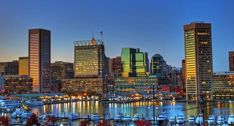 Baltimore, Maryland 1