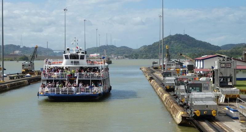 Cruceros desde Colón, Panamá