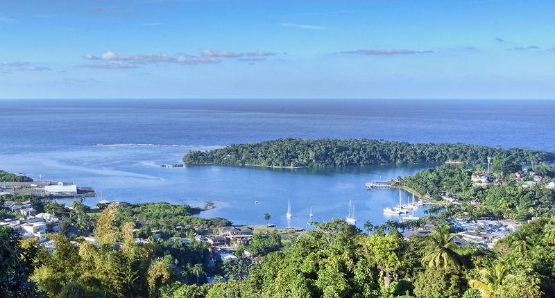 Cruceros por Port Antonio, Jamaica