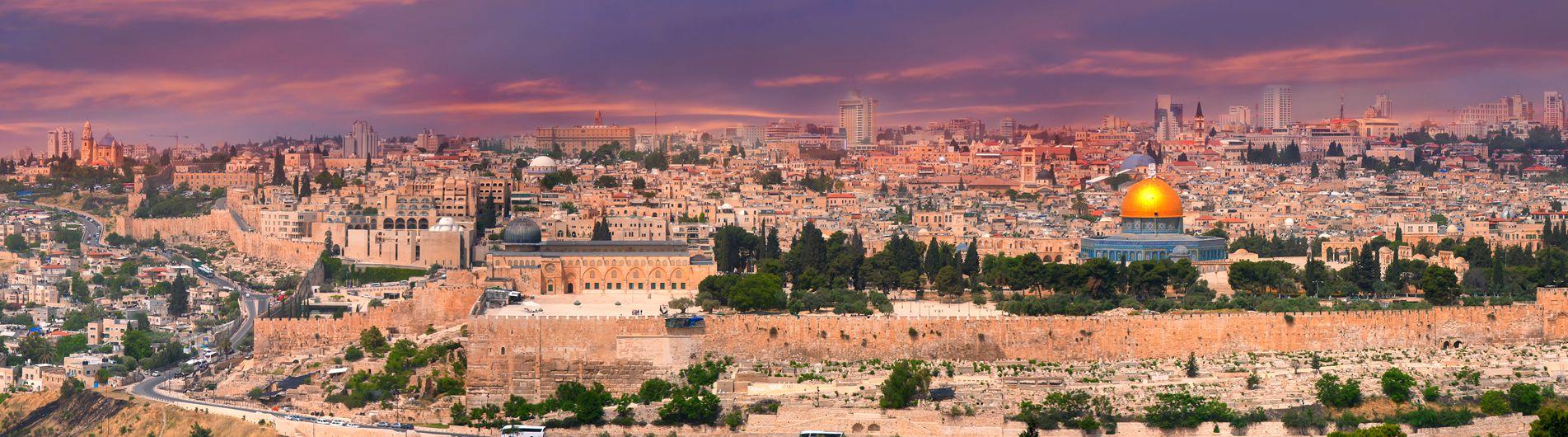 Jerusalem, Israel Holidays