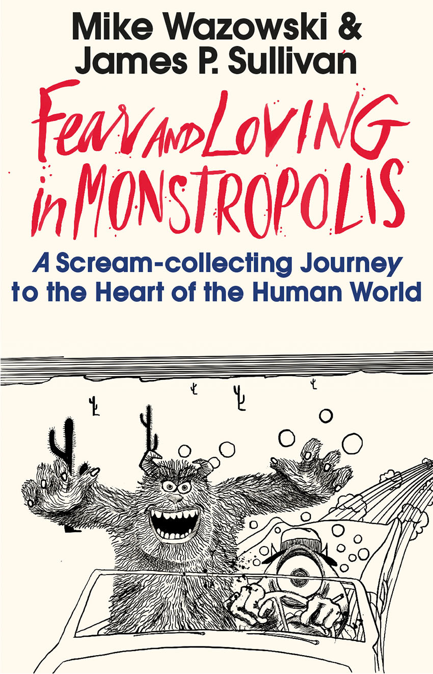 Fear and Loving in Monstropolis