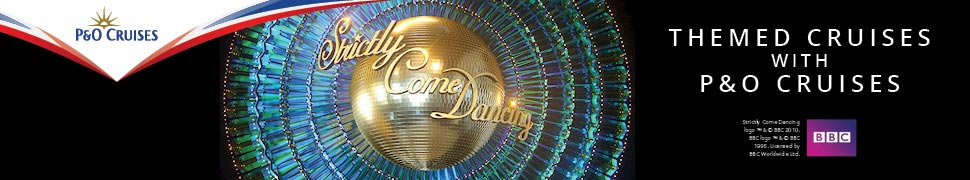 P&O Cruises' Strictly Come Dancing themed cruises