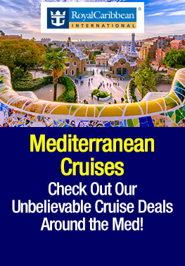 Mediterranean Cruise Deals