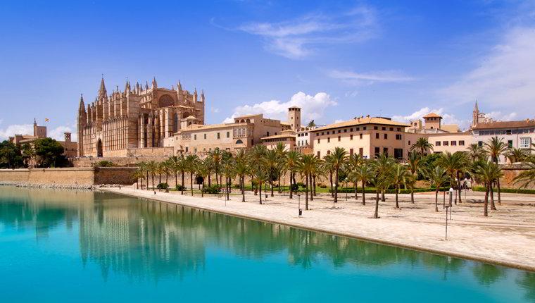 Cruceros por Palma de Mallorca, España