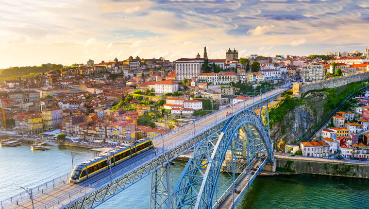 Cruceros por Oporto, Portugal