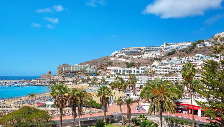 Cruceros por Las Palmas, Islas Canarias